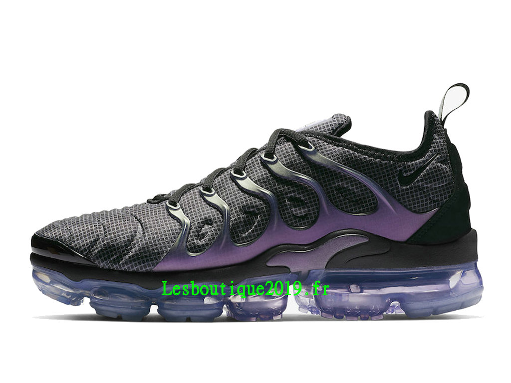 wholesale dealer b3671 bddb8 Nike Air VaporMax Plus Eggplant Chaussures Officiel Basket Prix Pas Cher  Pour Homme 924453-014 ...