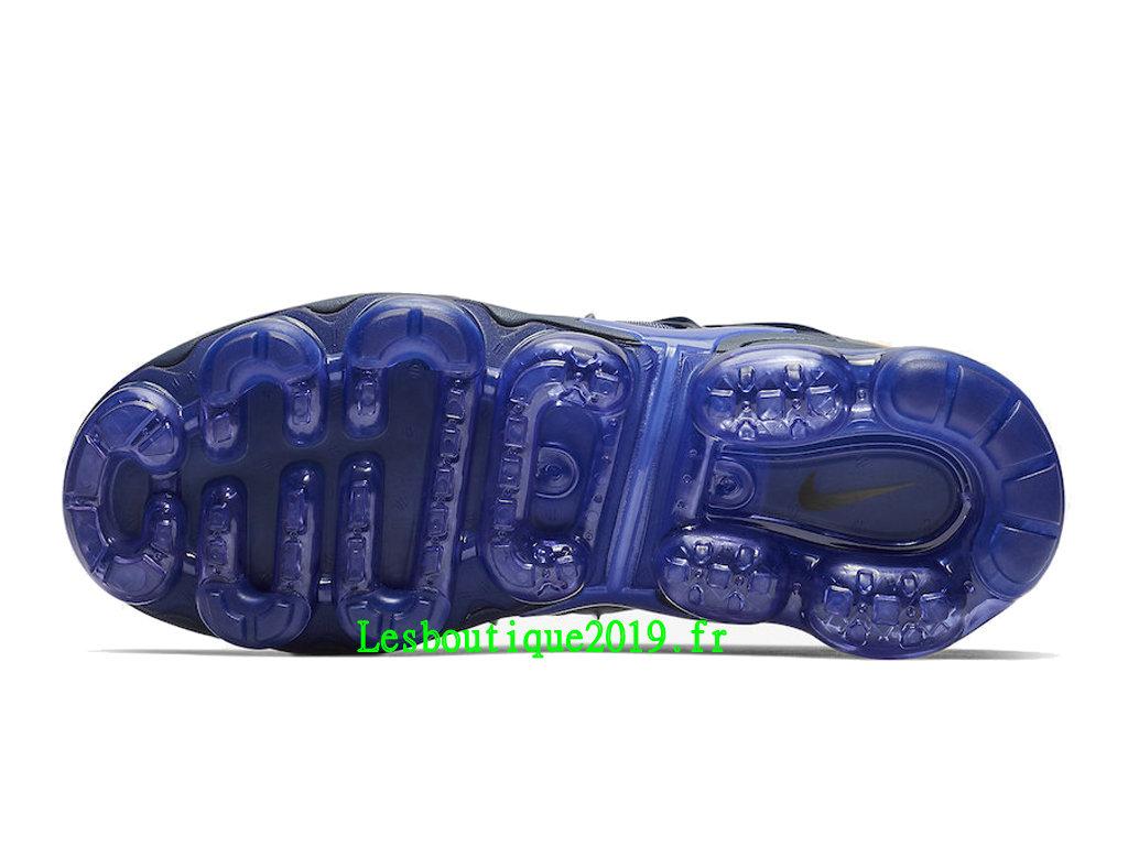 low priced fc8c5 8b9b2 ... Nike Air VaporMax Plus Utility Blue Orange Men´s Officiel Running Prix  Shoes AO4550- ...