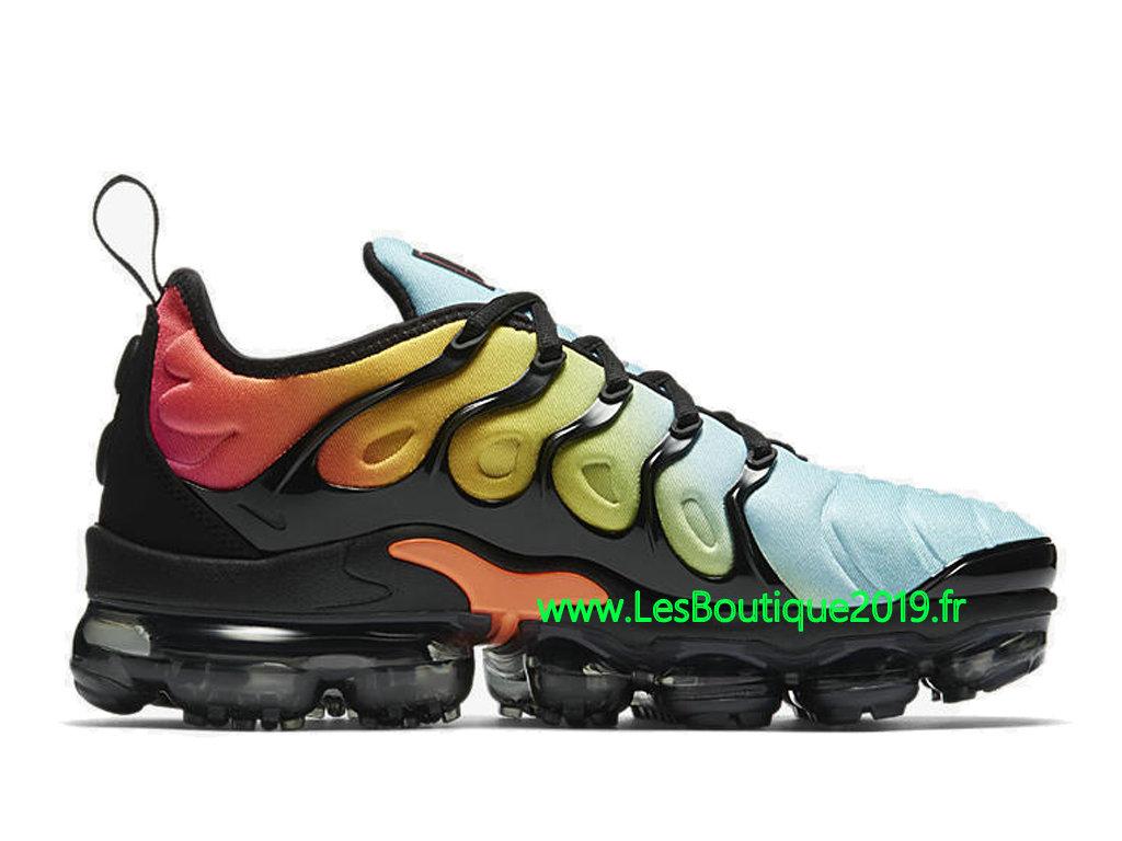9080008946846 Nike Air Vapormax Plus Vert/Noir Chaussures de BasketBall Pas Cher Pour  Homme AO4550- ...
