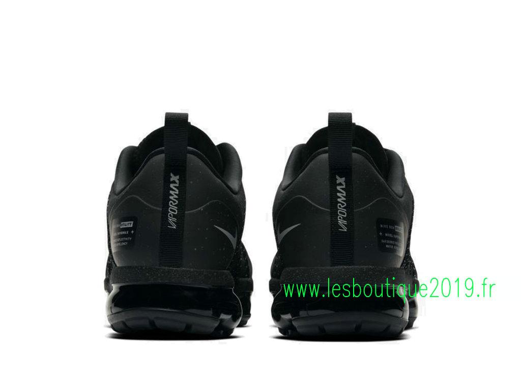 brand new 8ac59 9b2fc ... Nike Air VaporMax Run Utility Black Chaussures Nike Sports Pas Cher Pour  Homme AQ8810-003