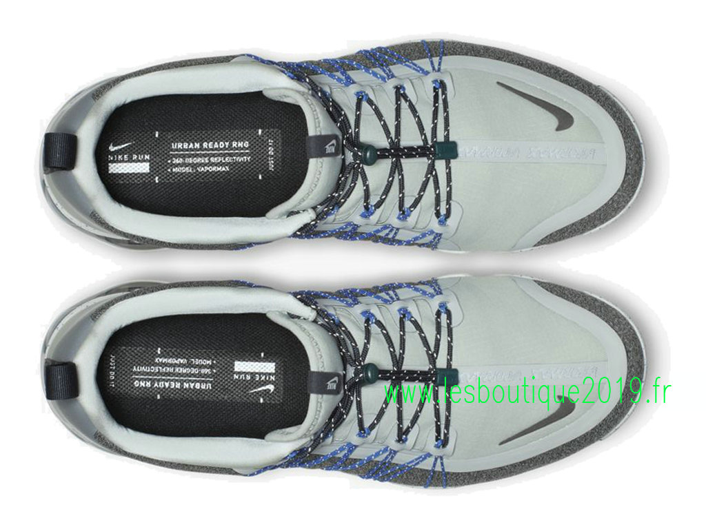 sports shoes 0a08a bb7fc ... Nike Air Vapormax Run Utility Light Silver Chaussures Nike Sports Pas  Cher Pour Homme AQ8810- ...