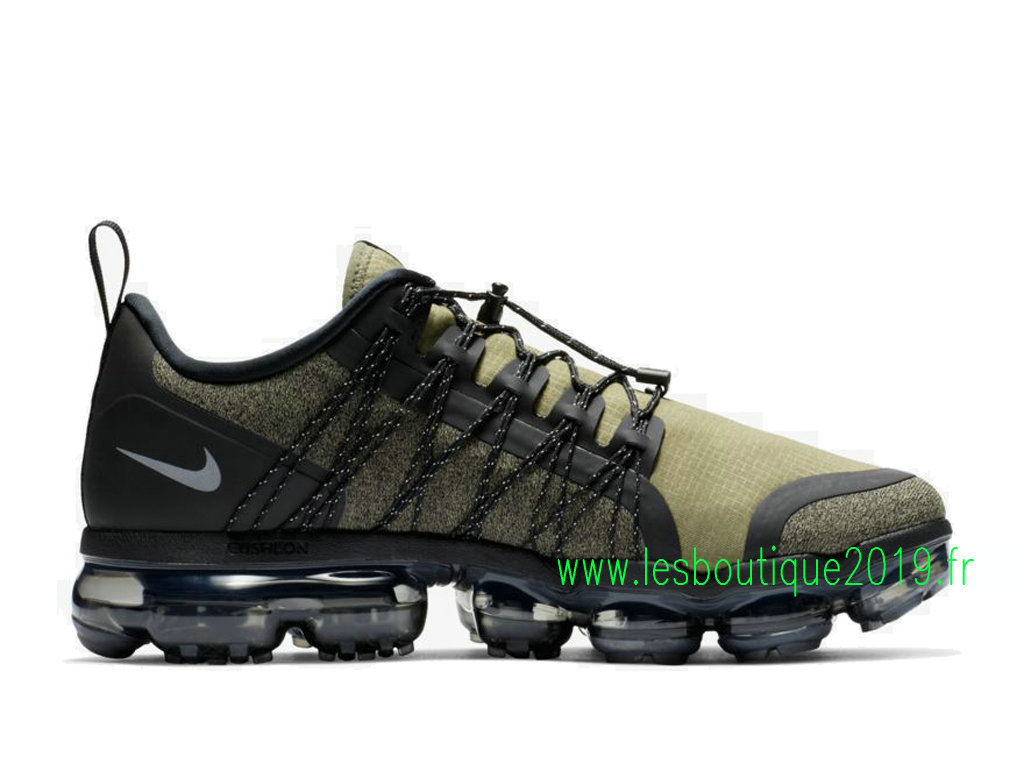 detailed look abef1 96f08 ... Nike Air VaporMax Run Utility Medium Olive Chaussures Nike Sports Pas  Cher Pour Homme AQ8810- ...