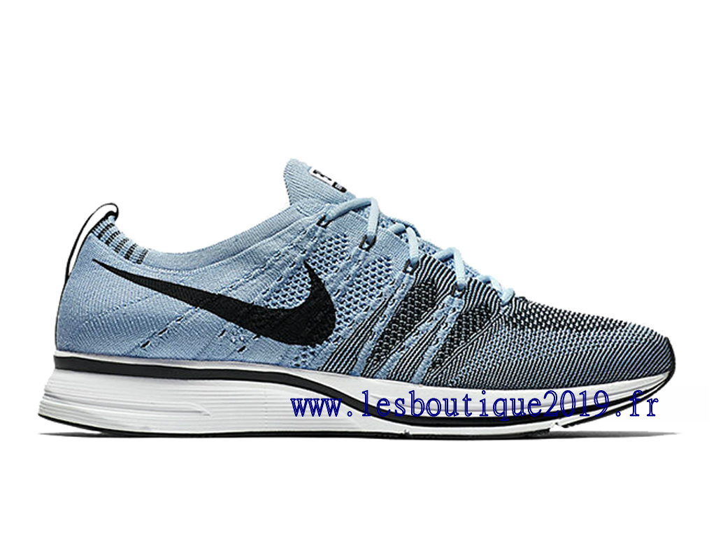 Nike Flyknit Trainer Cirrus Blue Chaussures Nike Running Pas Cher Pour Homme AH8396-400