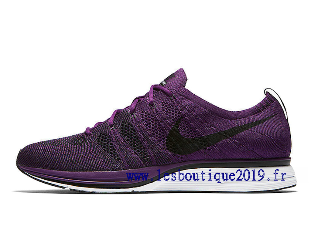 cc4f37ecfa16 Nike Flyknit Trainer Night Purple Men´s Nike Running Shoes AH8396 ...