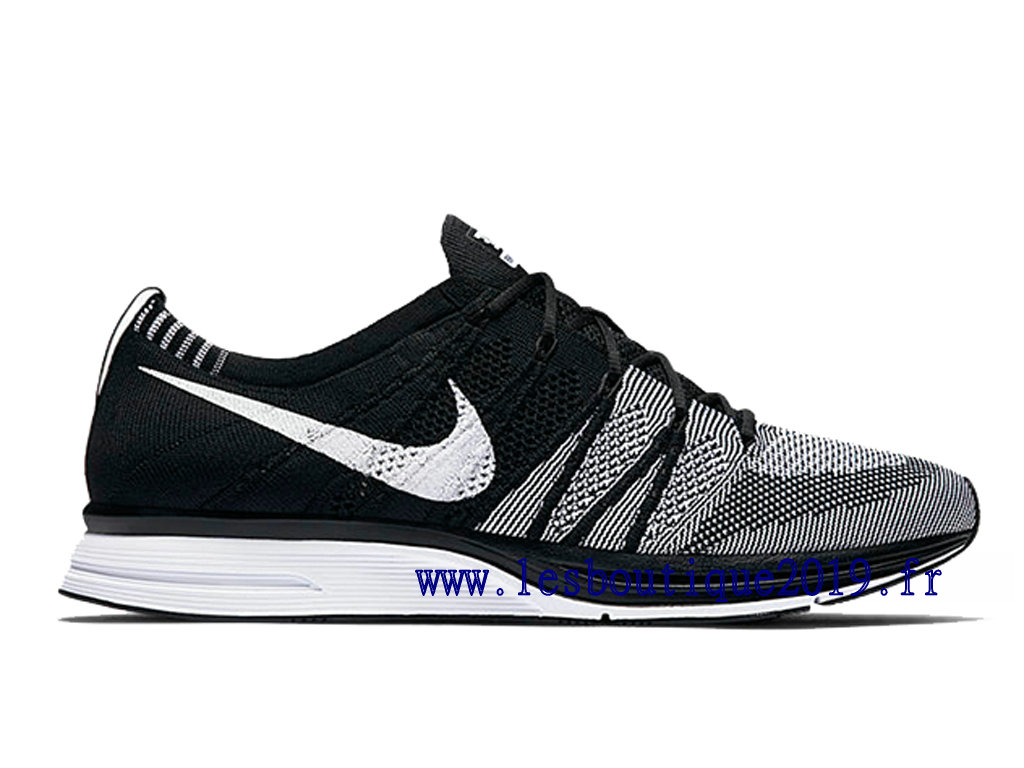 Nike Flyknit Trainer Oreo Noir Blanc Chaussures Nike Running Pas Cher Pour Homme AH8396-005