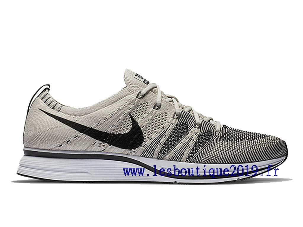 Nike Flyknit Trainer Pale Grey Chaussures Nike Running Pas Cher Pour Homme AH8396-001