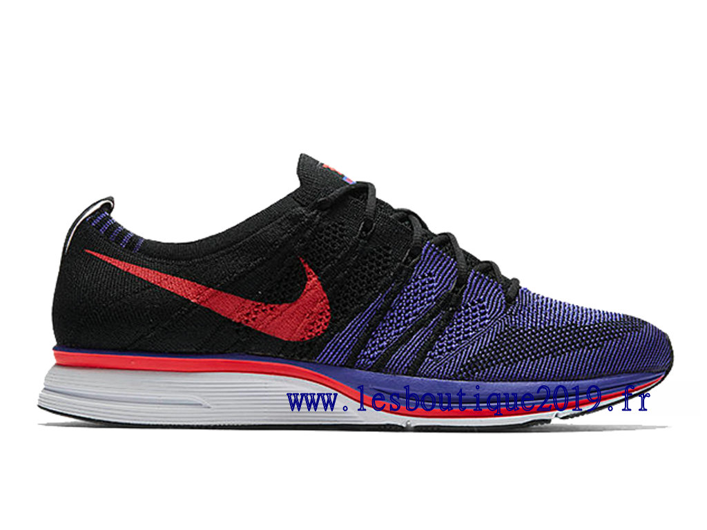Nike Flyknit Trainer Persian Violet Chaussures Nike Running Pas Cher Pour Homme AH8396-003