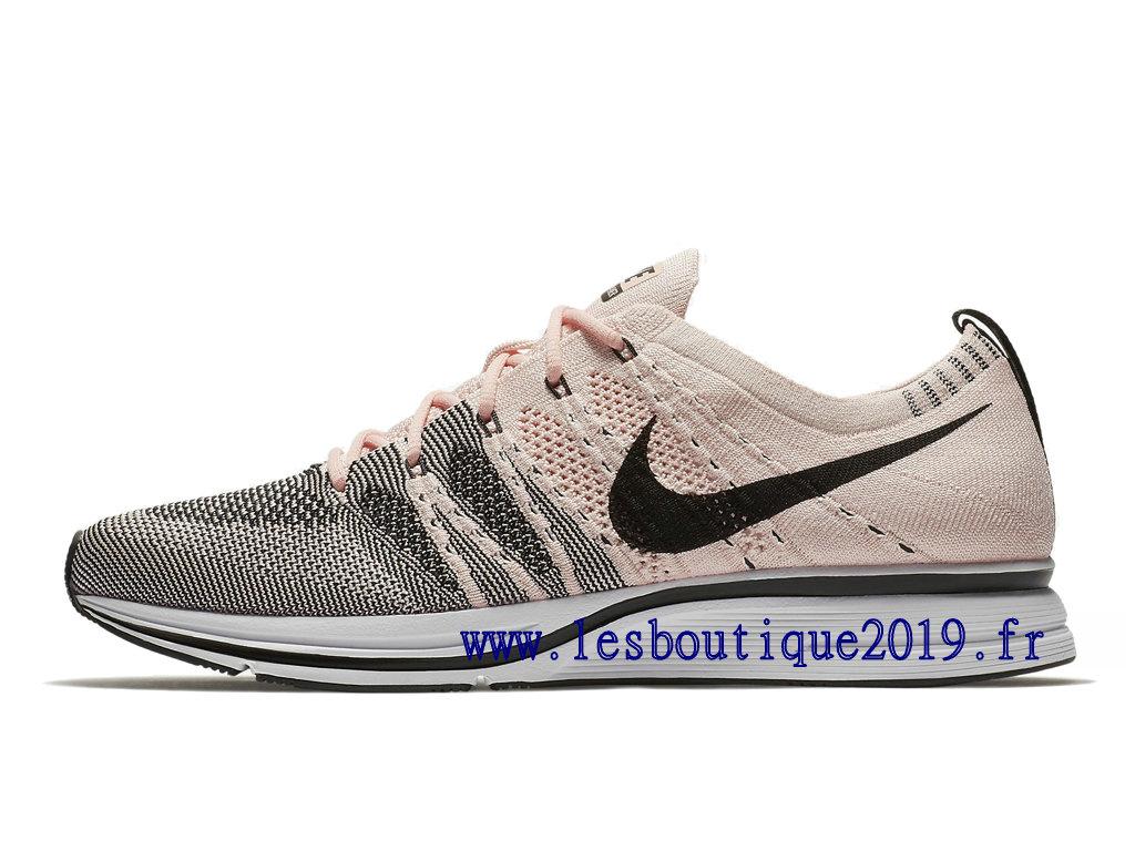 regarder 40916 a56fc Nike Flyknit Trainer Sunset Tint Rise Noir Chaussures Nike Running Pas Cher  Pour Homme AH8396-600 - 1808060257 - Achetez de Chaussure de Baskets ! ...