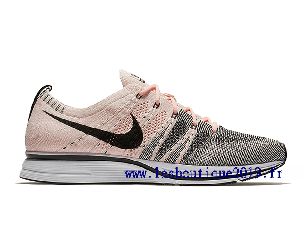 d66af0bff31b Nike Flyknit Trainer Sunset Tint Pink Black Men´s Nike Running Shoes  AH8396-600