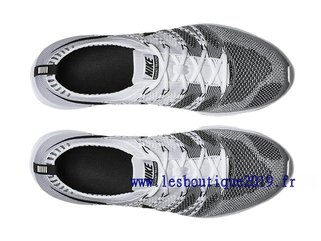 b4e0af7a1c90 ... Nike Flyknit Trainer White Black Men´s Nike Running Shoes AH8396-100 ...