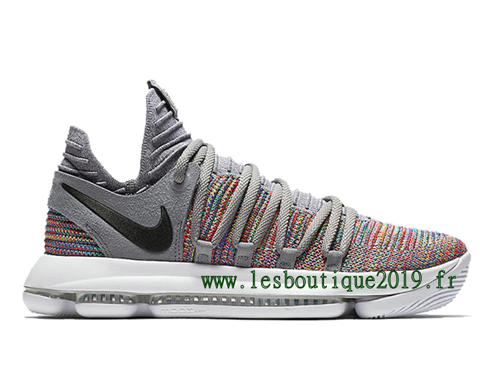 Pour Kd Cher Chaussure Nike Pas Basketball 10 Homme De Multicolor Fwdp8