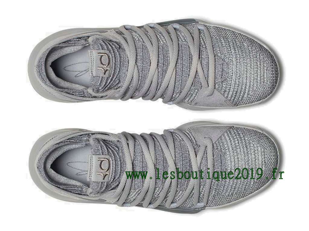 new products 43b12 82b01 ... Nike KD 10 Wolf Grery Cool Grey Men´s Nike BasketBall Shoes 897815-007  ...