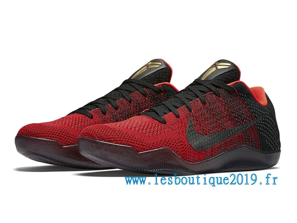 timeless design 16dc2 87033 ... Nike Kobe 11 Elite Low Achilles Heel Men´s Nike BasketBall Shoes Red  Black 822675_670 ...