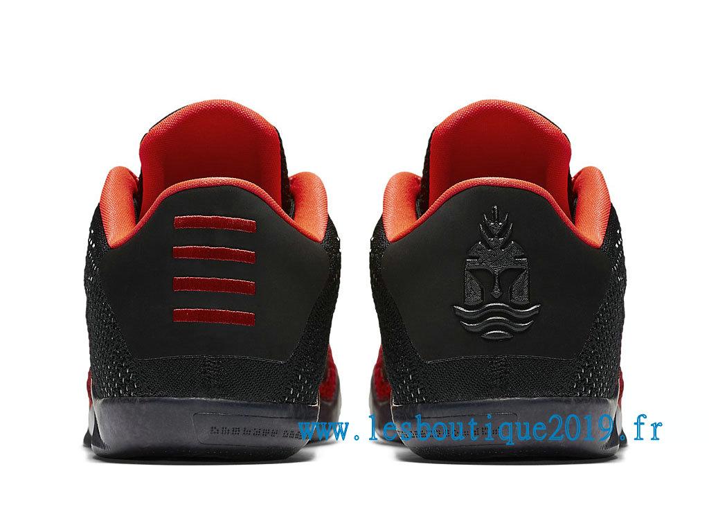 1214601c75a ... Nike Kobe 11 Elite Low Achilles Heel Men´s Nike BasketBall Shoes Red  Black 822675 670