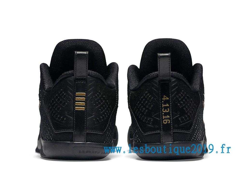 70800c361530 ... Nike Kobe 11 Elite Low FTB Men´s Nike BasketBall Shoes Black Gold  869459-