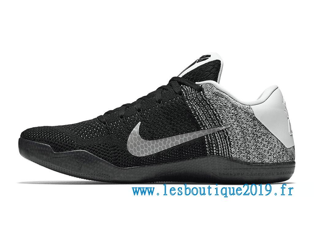 best loved 8d06a 7c85f ... Nike Kobe 11 Elite Low Last Emperor Men´s Nike BasketBall Shoes Black  White 822675_105 ...