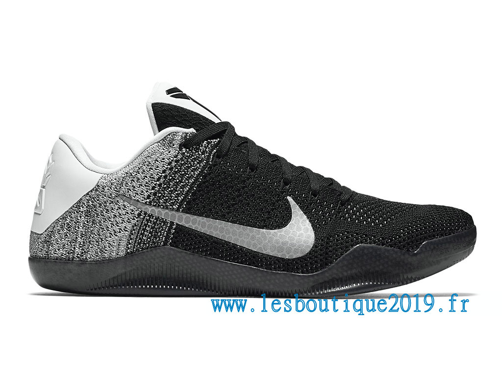 online store 67722 72398 Nike Kobe 11 Elite Low Last Emperor Men´s Nike BasketBall Shoes Black White  822675_105