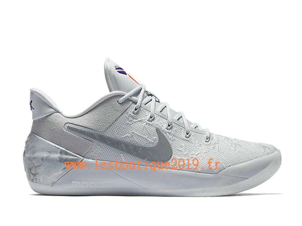 9fc6e218a56 Nike Kobe A.D Mid DeRozan PE White Men´s Nike BasketBall Shoes 942301-900