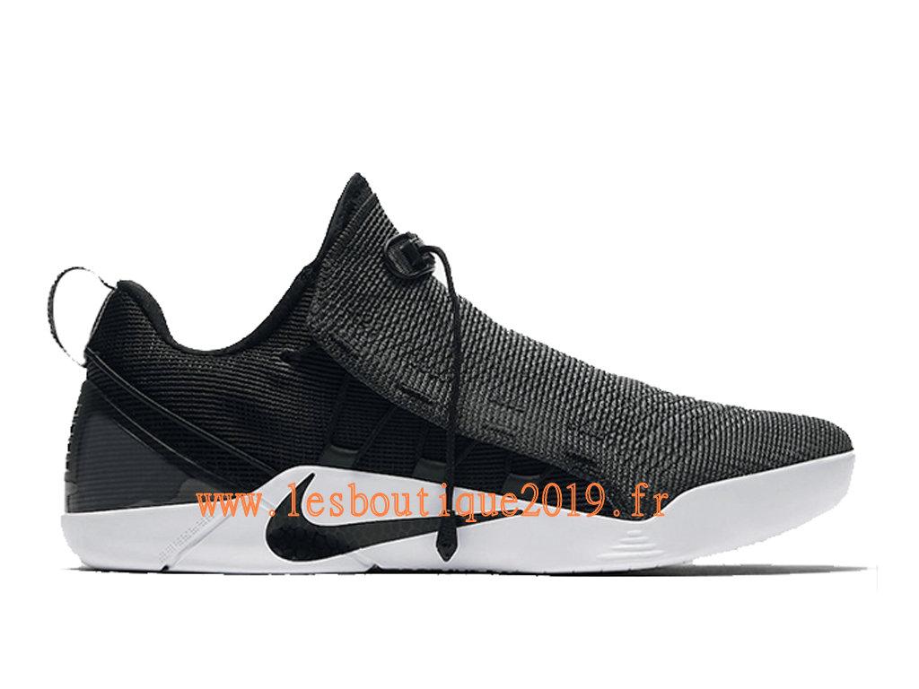 Nike Kobe A.D. NXT Black White Chaussures de BasketBall Pas Cher Pour Homme 882049-007 - 1809270853 - Achetez de Chaussure de Baskets ! Nike en ligne!