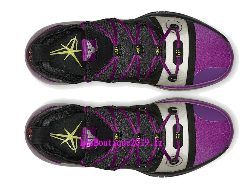 30b5008735a ... Nike Kobe AD Exodus Chaussures Officiel BasketBall 2019 Pas Cher Pour  Homme AV3555-002 ...