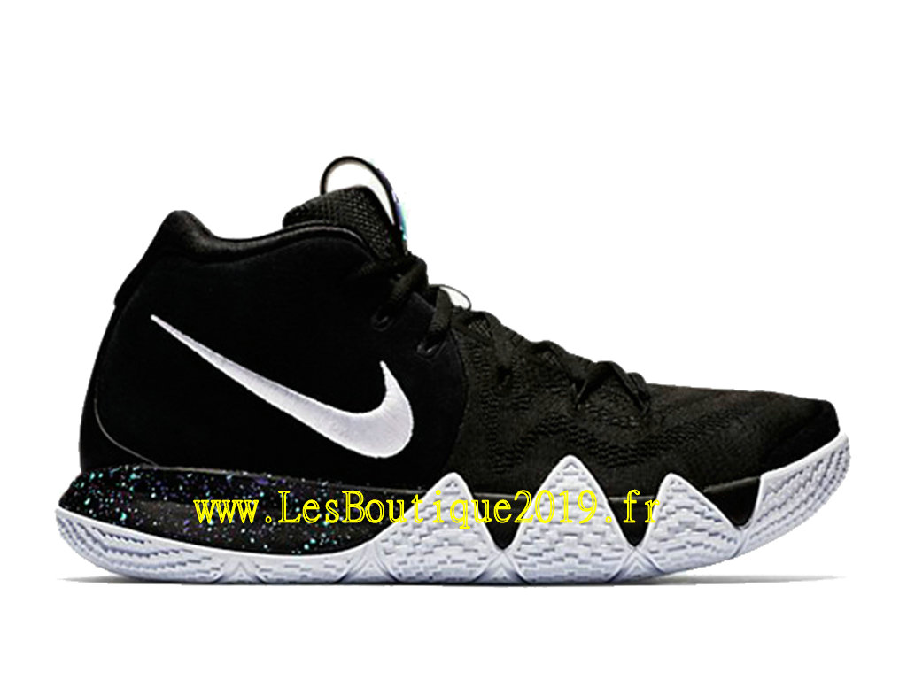 huge selection of 2b7f9 9382a Nike Kyrie 4 Ankle Taker Black White Men´s Officiel Basket 2019 Shoes 943806 -