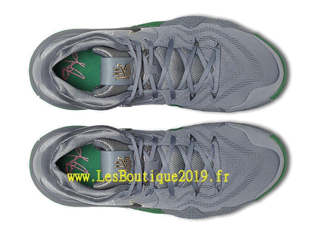 b4c46addfd ... Nike Kyrie 4 City of Guardians Gery Green Men´s Officiel Basket 2019  Shoes 943806 ...