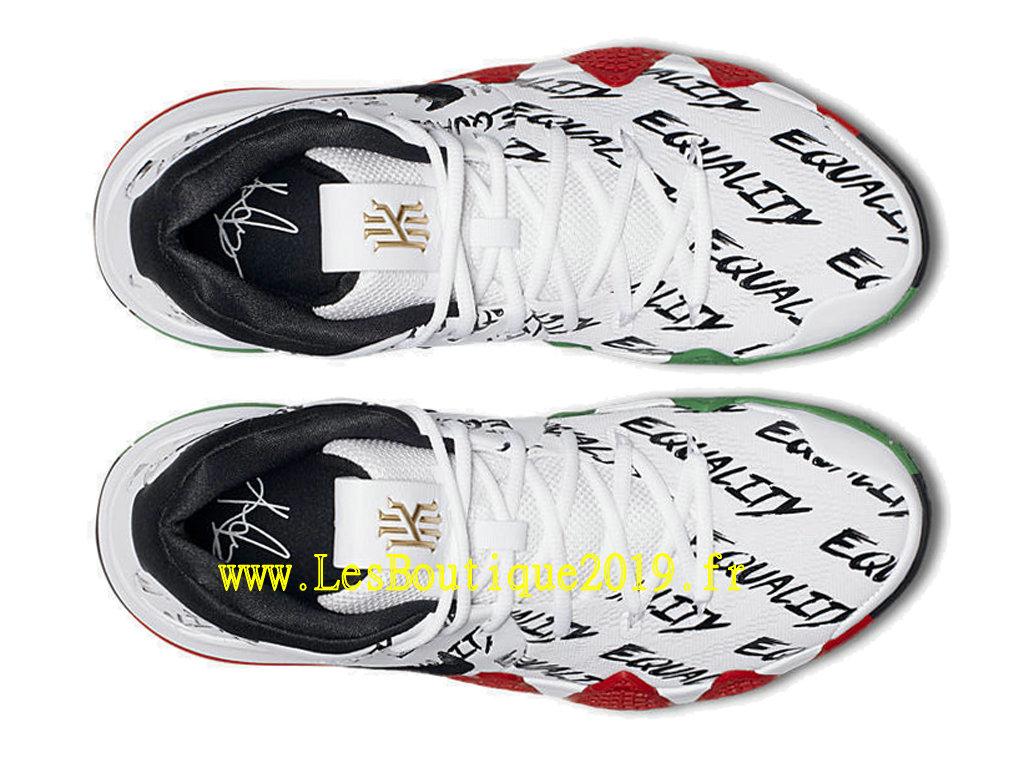new arrival 7620d 4c091 ... Nike Kyrie 4 Lmtd BHM White Green Men´s Officiel Basket 2019 Shoes  AO3167- ...