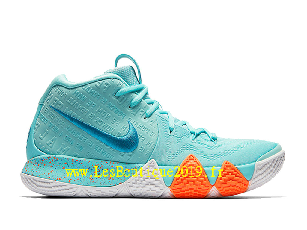 Nike Kyrie 4 Power Is Female Chaussures Officiel Basket 2019 Pas Cher Pour Homme 943806-402