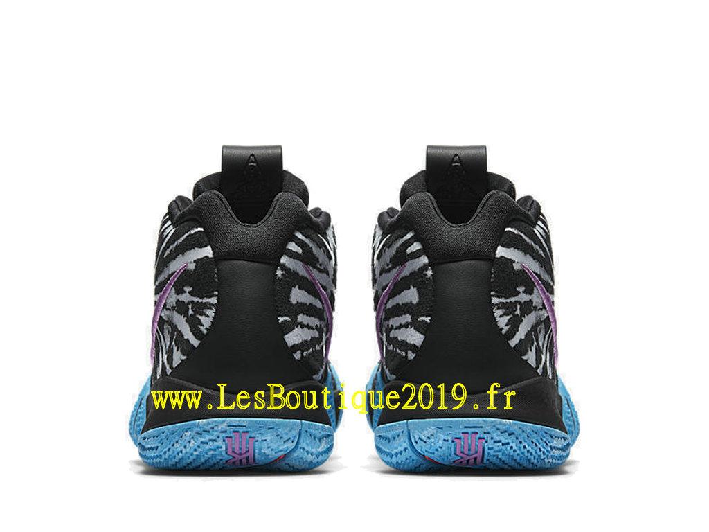 dfb60188d0f4 ... Nike Kyrie 4 Tie Dye Blue Black Men´s Officiel Basket 2019 Shoes AQ8623-