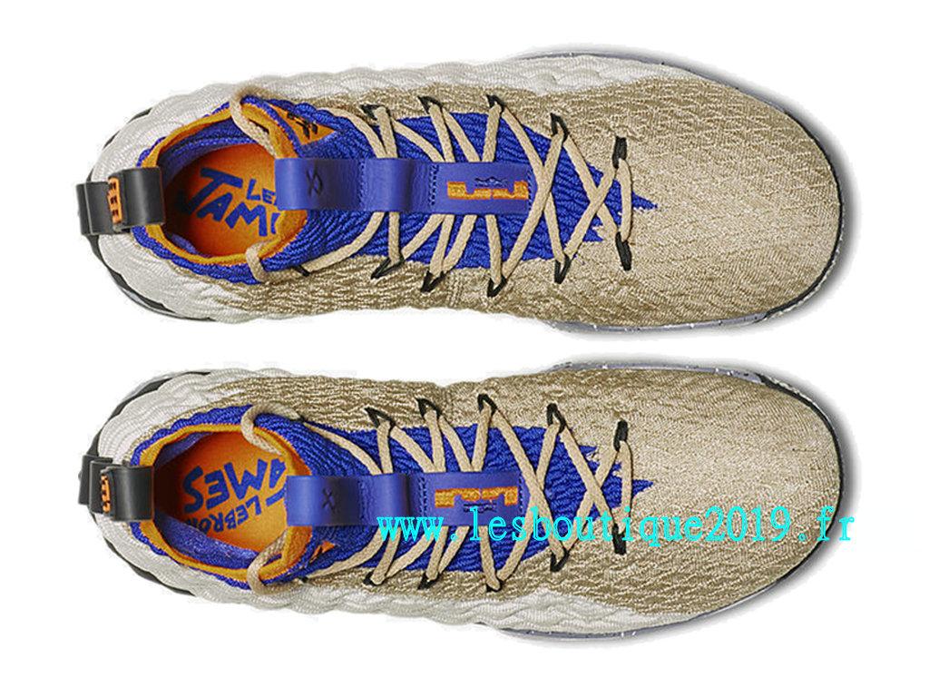 1499216b4f5 ... Nike LeBron 15 ACG Mowabb Gery Blue Men´s Nike BasketBall Shoes AR4831- 900 ...