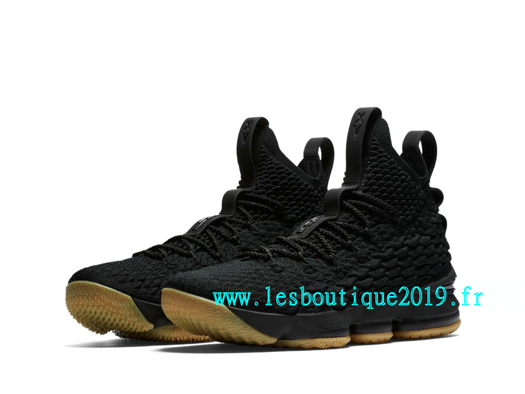2b4e61409a6f ... Nike Lebron 15 Black Gum Men´s Nike BasketBall Shoes 897648-001 ...