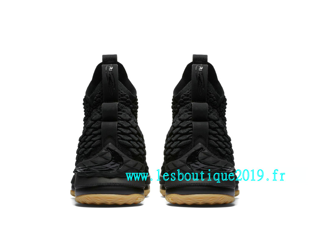 8c7b4a9319f0 Nike Lebron 15 Black Gum Men´s Nike BasketBall Shoes 897648-001 ...