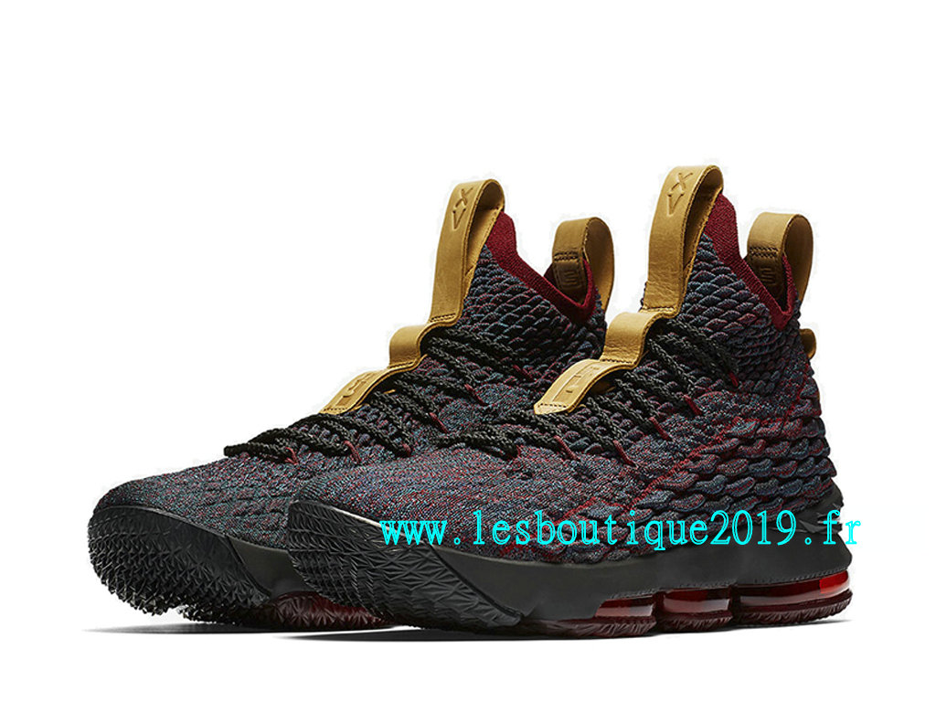 2ef73029e1dc1 ... Nike LeBron 15 New Heights Cavs Men´s Nike BasketBall Shoes 897648-300  ...