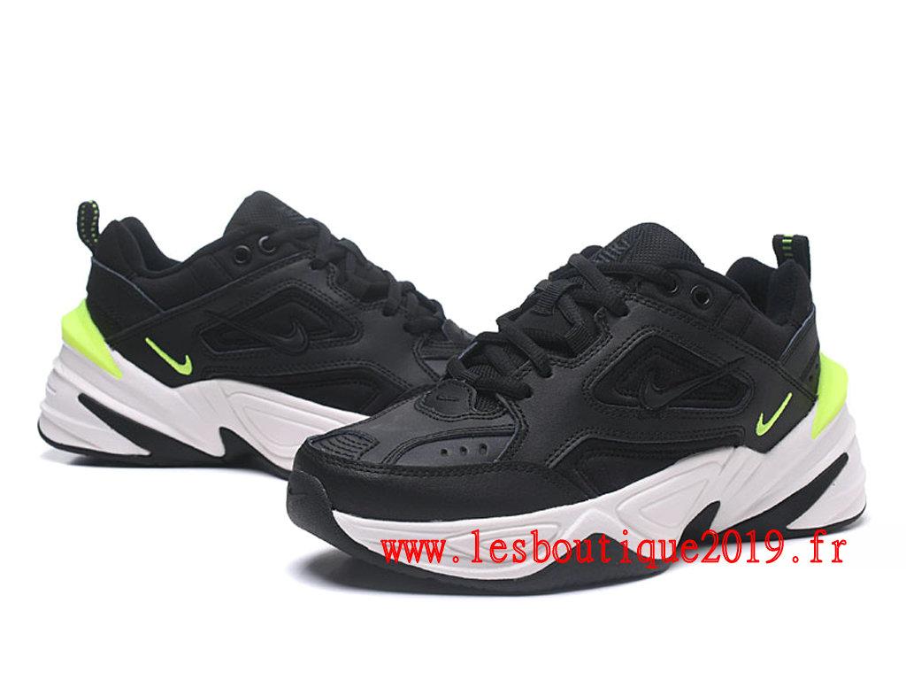 Cher Pour Pas M2k Noir Running Blanc Tekno Chaussures Nike AqfwTS6