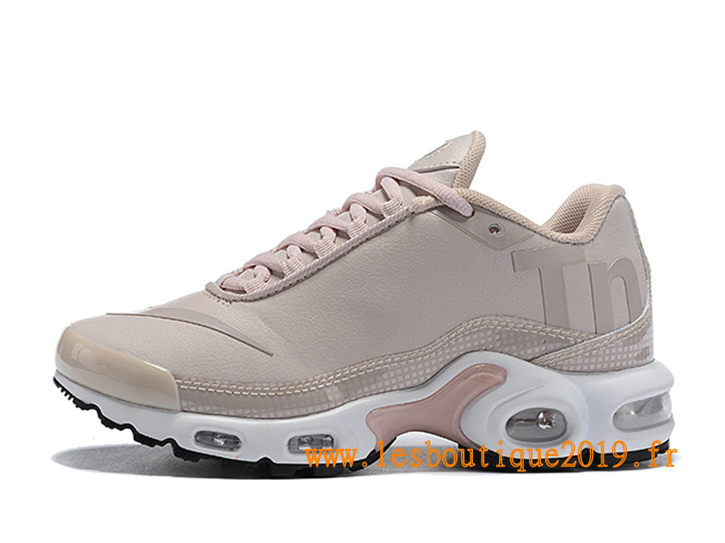 Nike Mercurial Air Max Plus Tn Chaussures Nike Running Pas Cher Pour Homme Beige