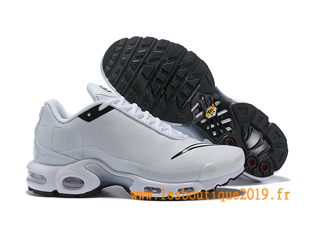 b0387b1e16db ... Nike Mercurial Air Max Plus Tn Men´s Nike Running Shoes White Black ...