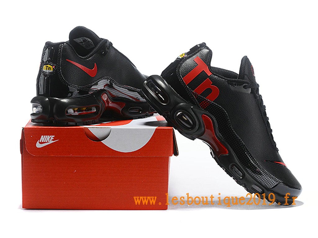 eac79c2ba2f285 Nike Mercurial Air Max Plus Tn Men´s Nike Running Shoes Black Red ...
