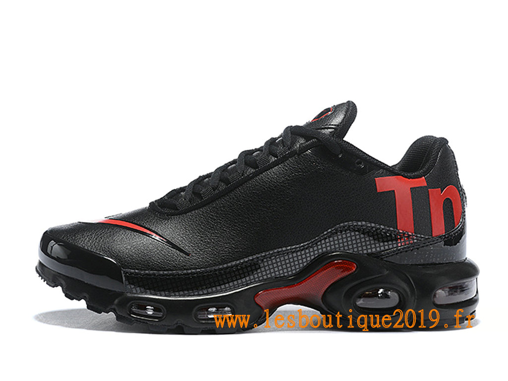 78c27269ebf Nike Mercurial Air Max Plus Tn Men´s Nike Running Shoes Black Red ...