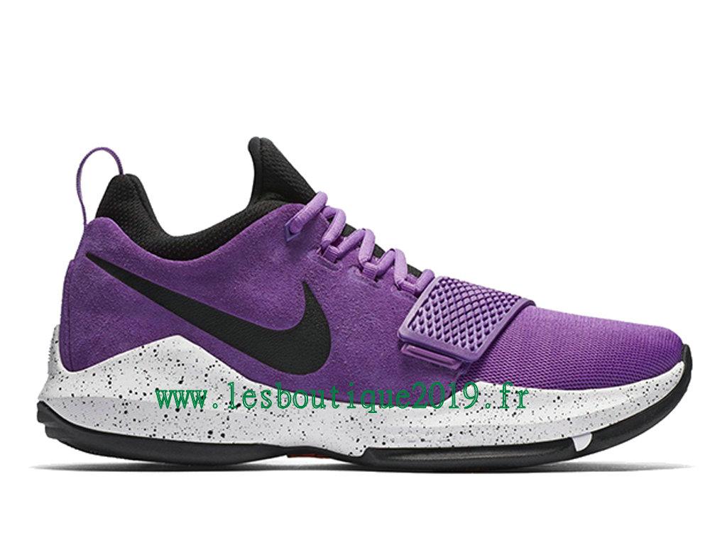 on sale 38bf8 c3398 Nike PG 1 Bright Violet Men´s Nike BasketBall Shoes 878627-500
