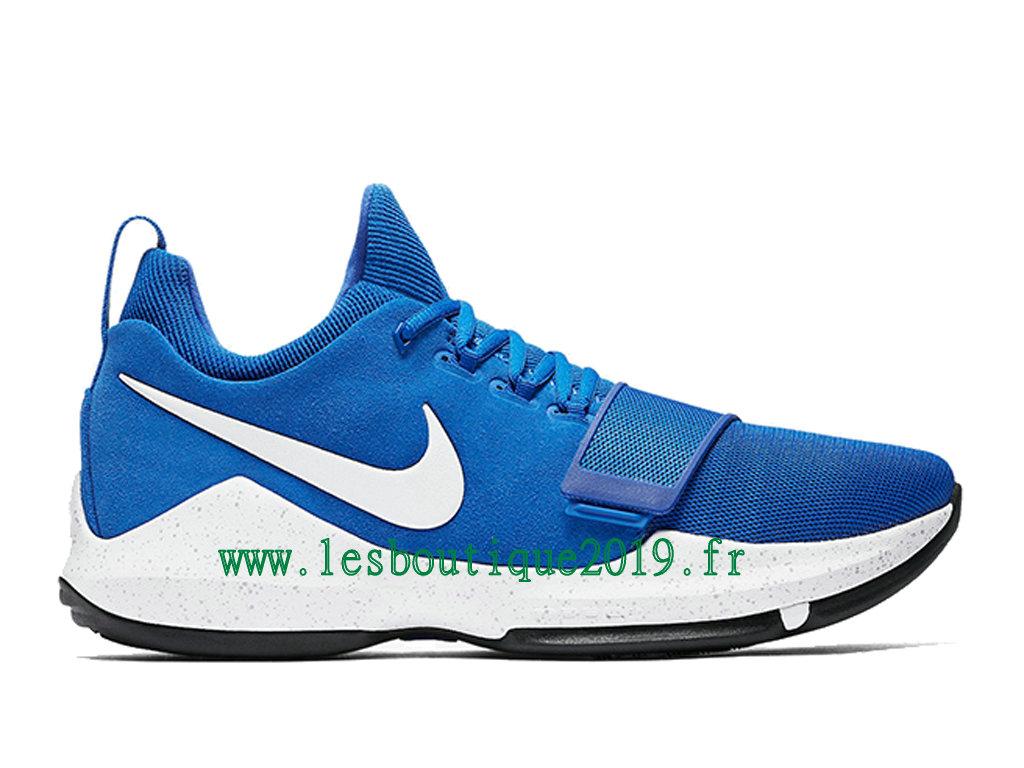 premium selection 05c96 82d23 Nike PG 1 Game Royal Chaussures de BasketBall Pas Cher Pour Homme 878627-400