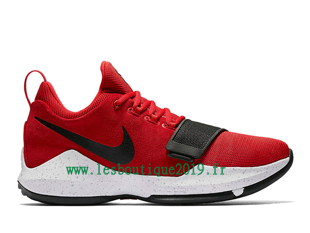 Nike Pg 1 Paul George University Red Chaussures De Basketball Pas Cyygqwzf-090101-5551231 Be Friendly In Use Chaussures Confortables