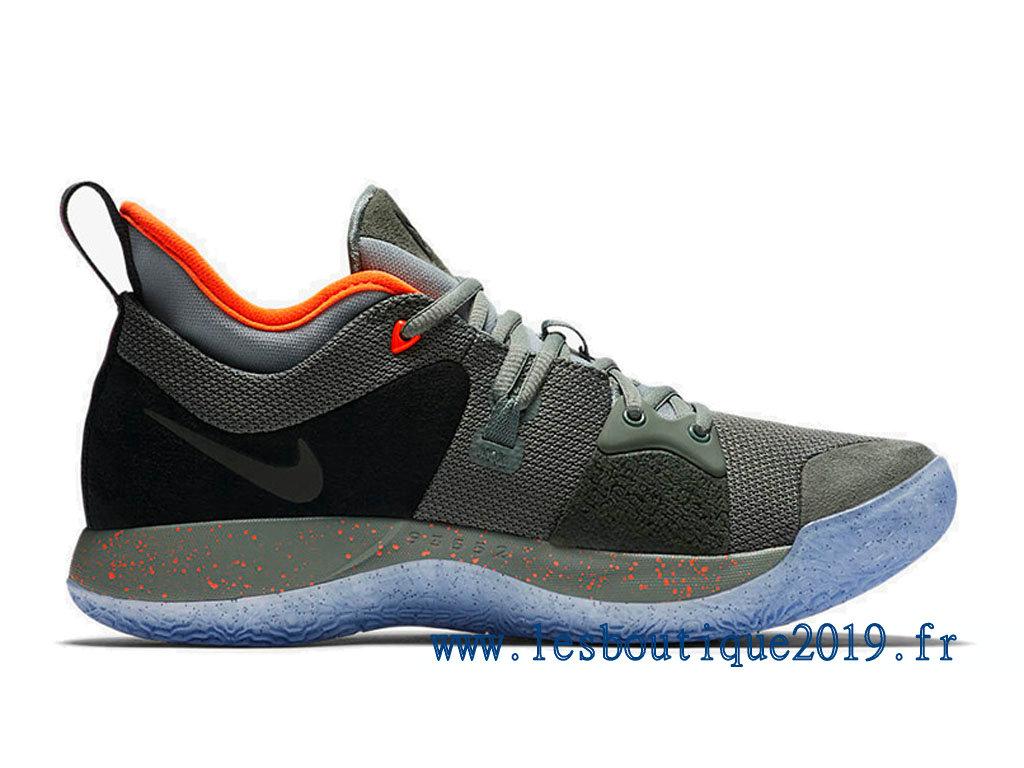wholesale dealer d7178 90d0e ... Nike PG 2 II All Star Grey Black Orange Men´s Nike BasketBall Shoes  AO1757 ...