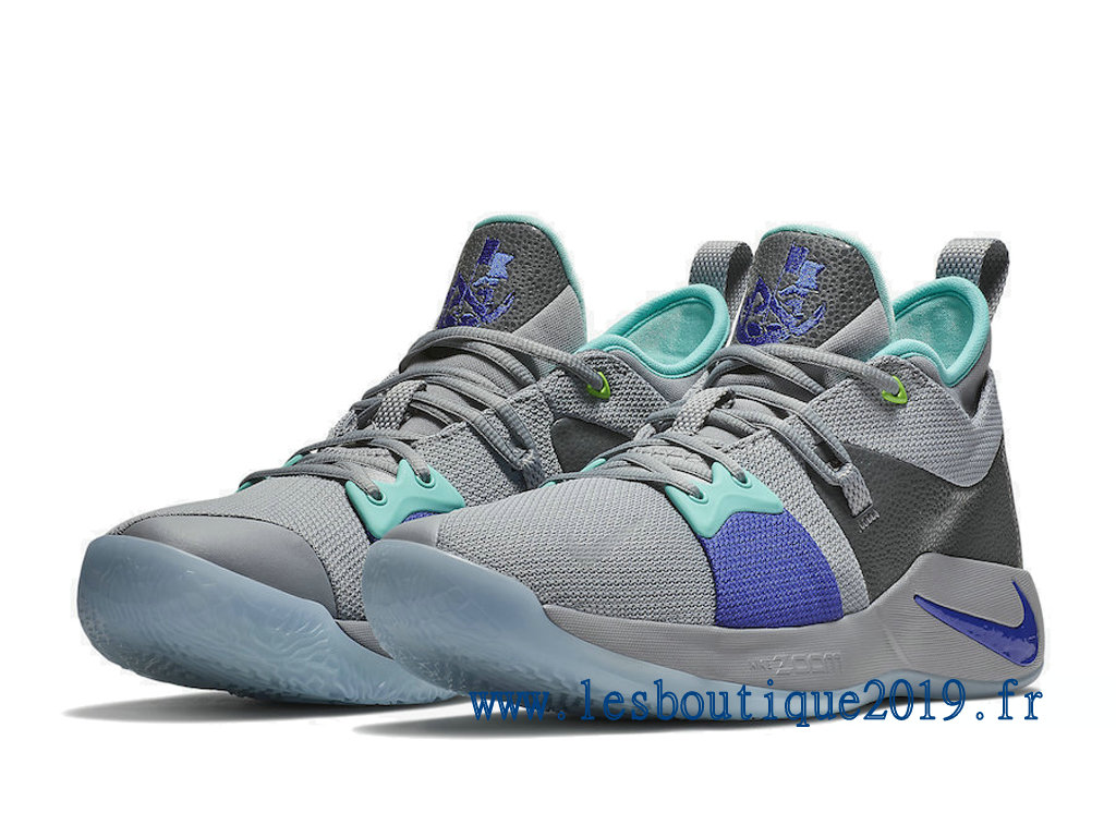premium selection 9fa16 3e135 ... Nike PG 2 Pure Platinum Neo Turquoise Men´s Nike BasketBall Shoes ...