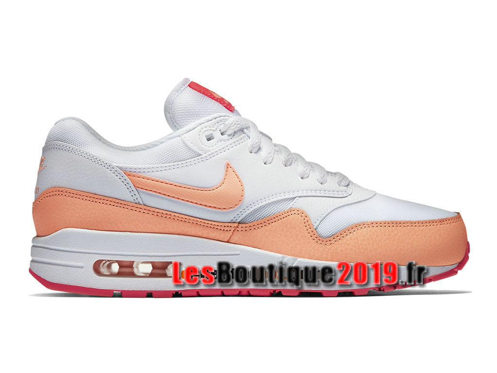 Royaume-Uni disponibilité 9b530 29f07 Nike Wmns Air Max 1/87 Essential White Orange Women´s/Kids´s Nike  BasketBall Shoe 599820-114 - 1808130339 - Buy Sneaker Shoes! Nike online!