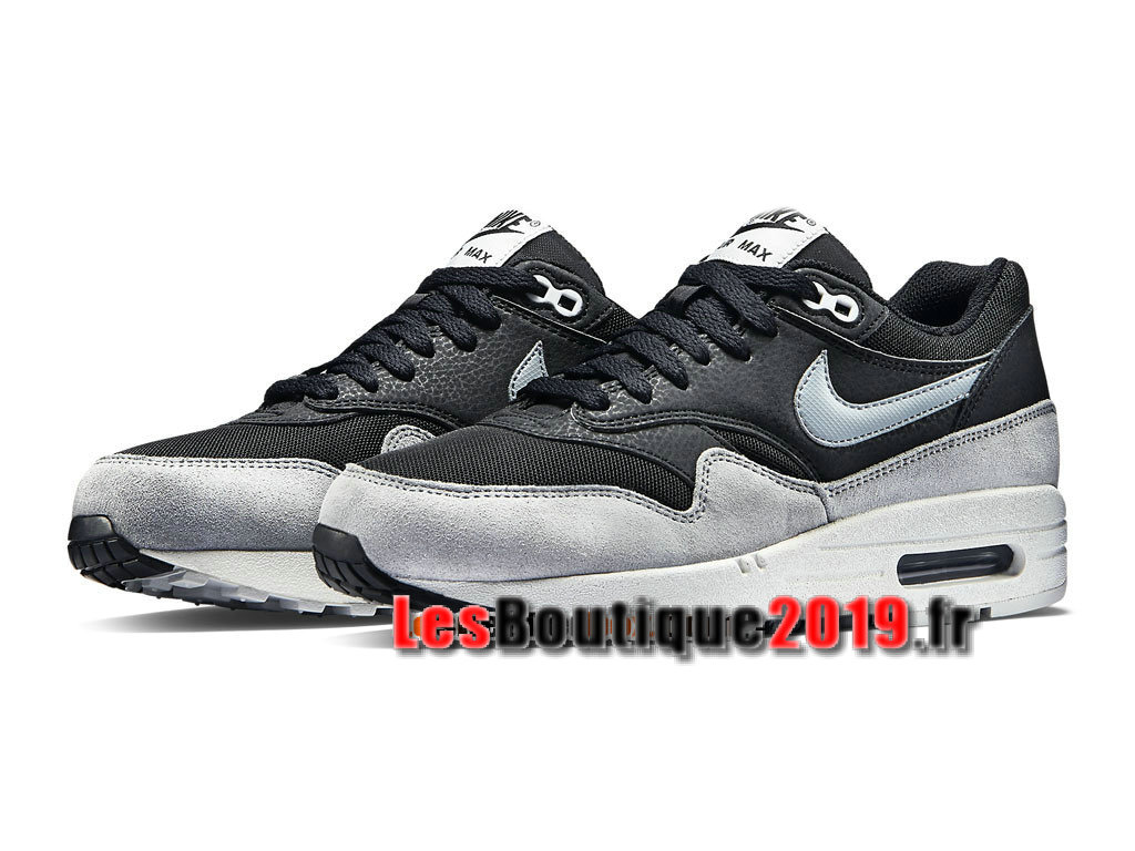 watch 43a50 a1517 ... Nike Wmns Air Max 1 87 Essential Black White Women´s Kids´