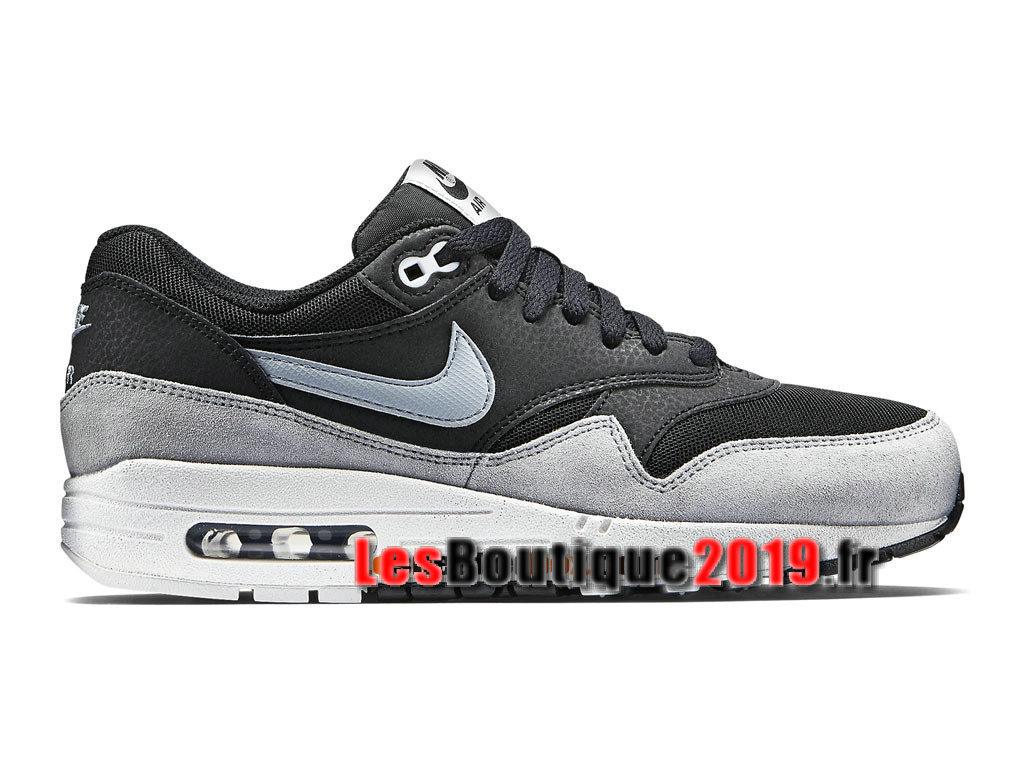 8a075fdb417 Nike Wmns Air Max 1 87 Essential Black White Women´s Kids´s Nike ...