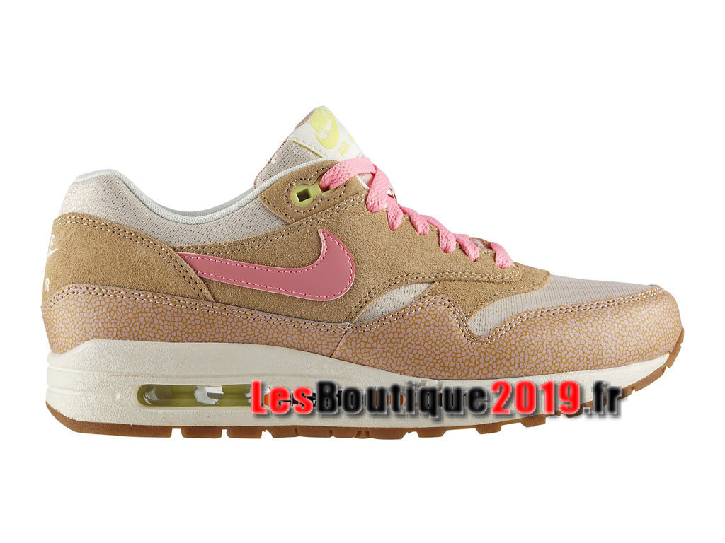 Nike Air Max 1 Premium Retro x Atmos (GS) Gery Black Women´s