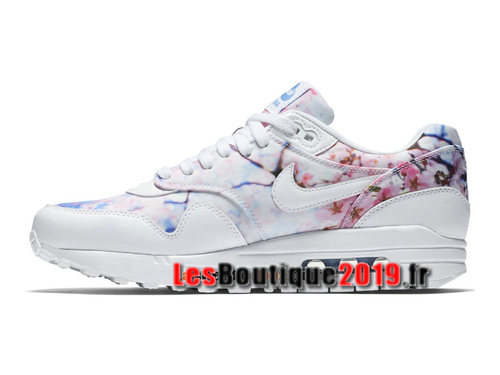 best sneakers bf714 b7443 ... Nike Wmns Air Max 1 87 Print Cherry Blossom Women´s Kids´ ...