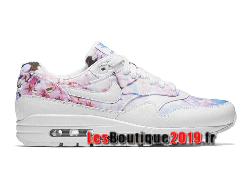 sale retailer 32ad3 ec6a4 Nike Wmns Air Max 1/87 Print Cherry Blossom Women´s/Kids´s Nike 2018 Shoe  528898-102 - 1808130332 - Buy Sneaker Shoes! Nike online!
