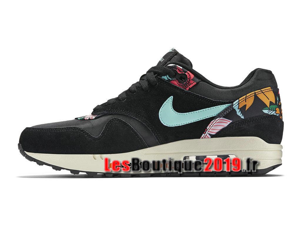 huge selection of 4d8fb 468fb ... Nike Wmns Air Max 1 87 Print Black Green Women´s Kids´ ...